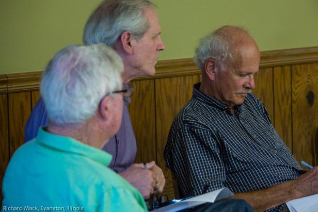 Peter Nolan, Patrick Creevy, Bob Boone