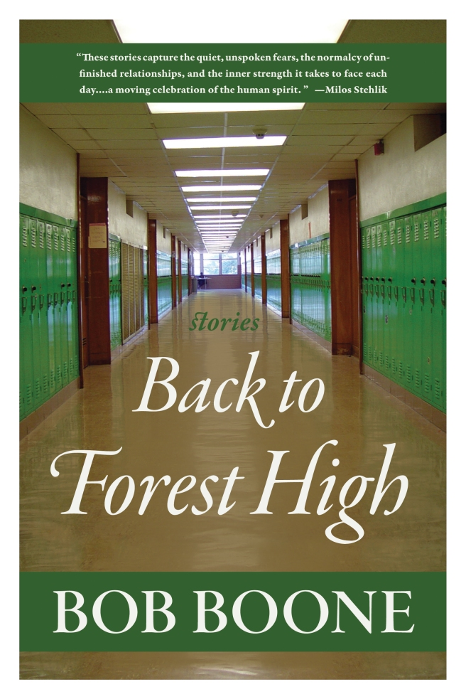 Back to Forest High by Bob Boone