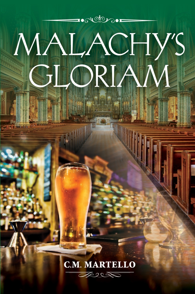 Malachy's Gloriam cover