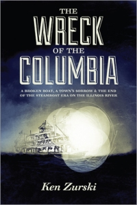 The Wreck of the Columbia by Ken Zurski