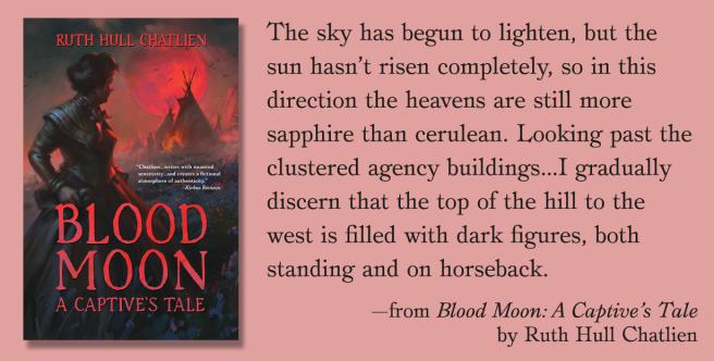 Blood Moon: A Captive's Tale