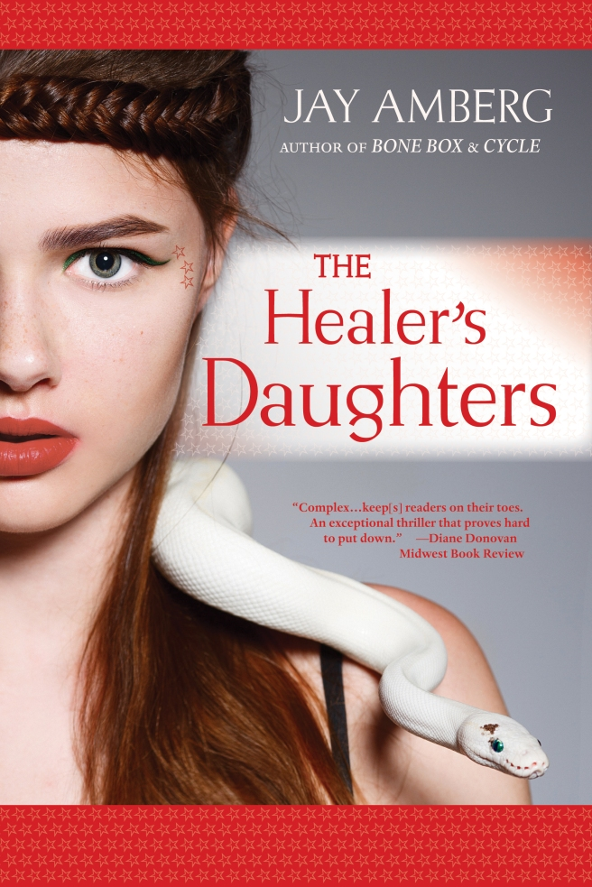 The Healer's Daughters by Jay Amberg
