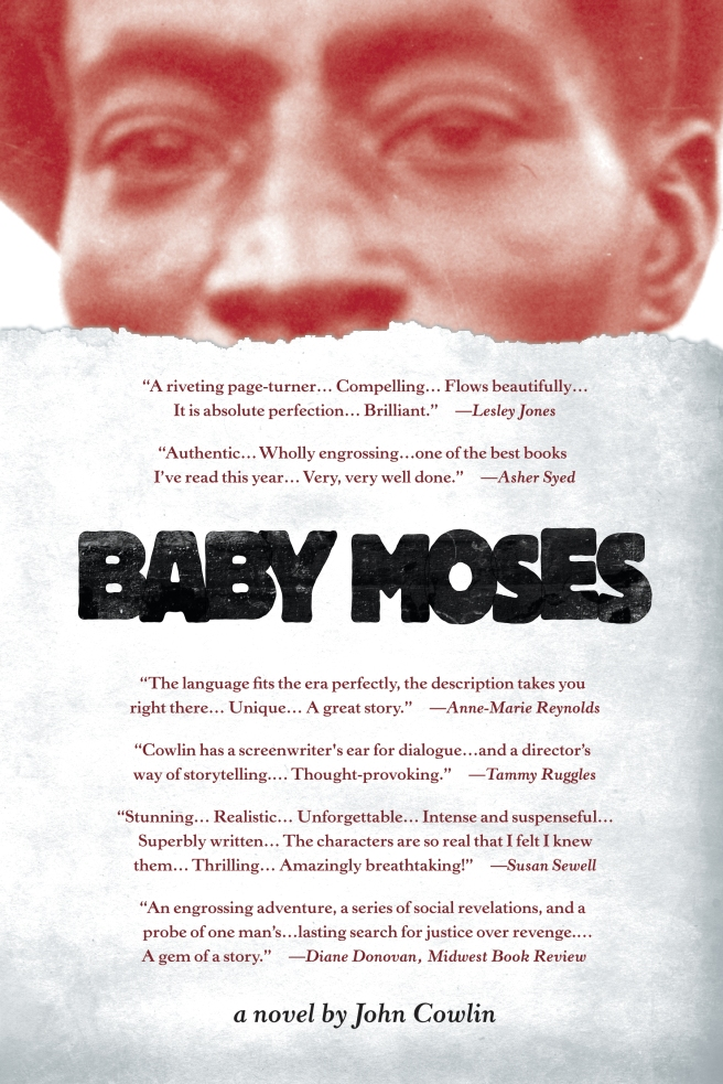 Baby Moses by John Cowlin